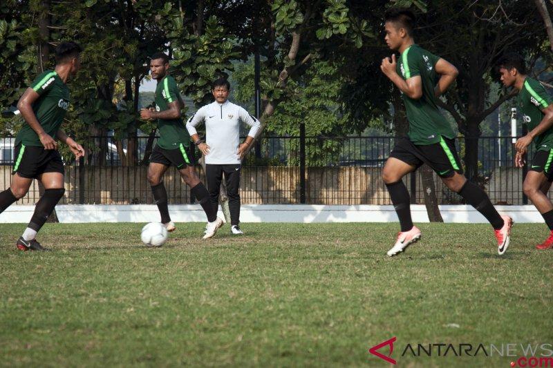 Indra Sjafrie belum pasang target di Piala AFF U-22