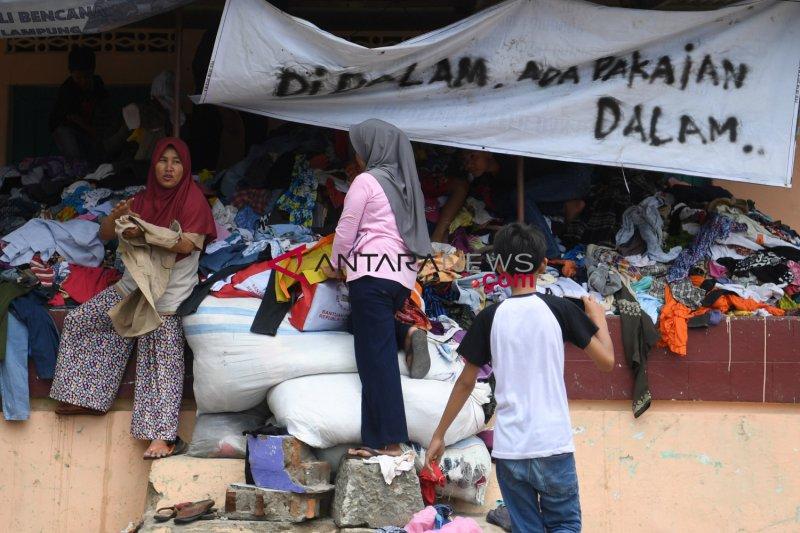 Nova bayi yang lolos dari tsunami Selat Sunda