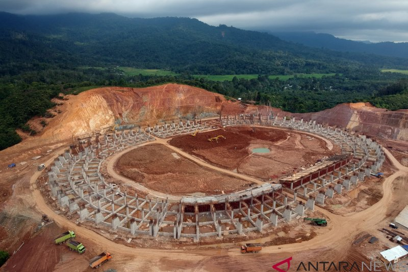 Pembangunan Stadion Utama Sumbar