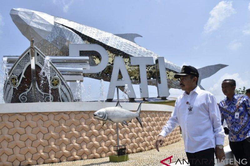 Pati habiskan Rp314,24 miliar garap 550 paket proyek pembangunan