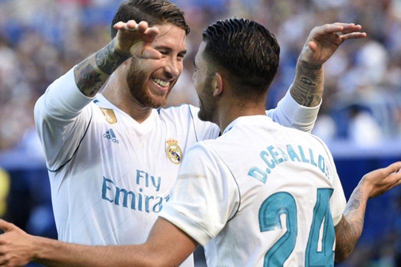 Arsenal bidik Ceballos dari Real Madrid