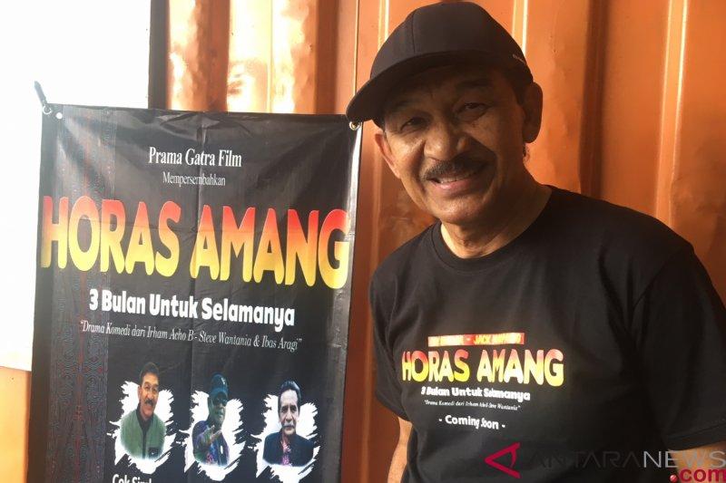 Cok Simbara perlihatkan kepiawaian bahasa Batak di