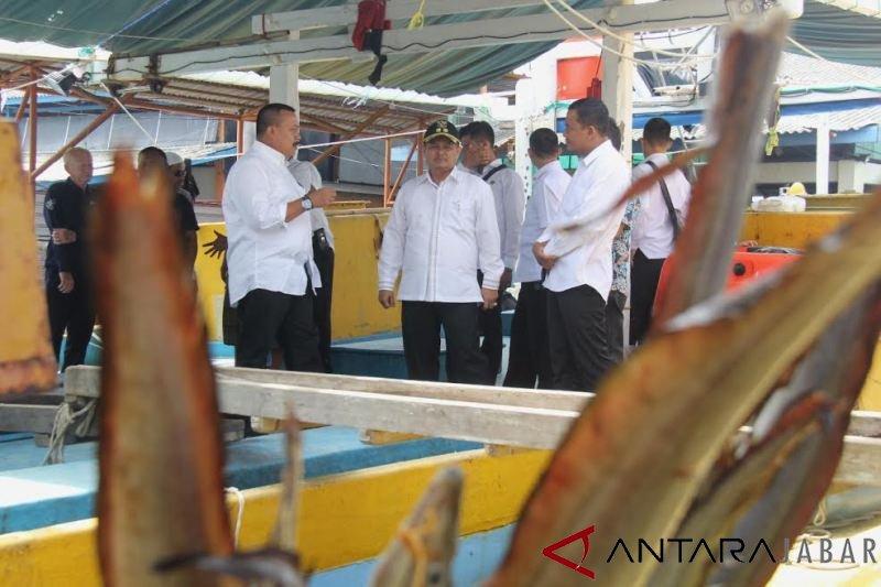 'Cold storage' di TPI Karangsong Indramayu akan ditambah