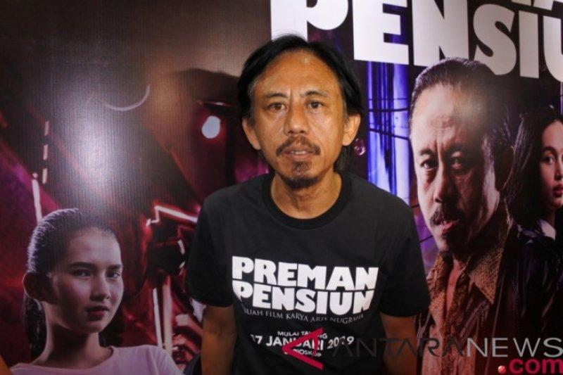 Epy Kusnandar Jadi Peran Utama Dalam Film Preman Pensiun