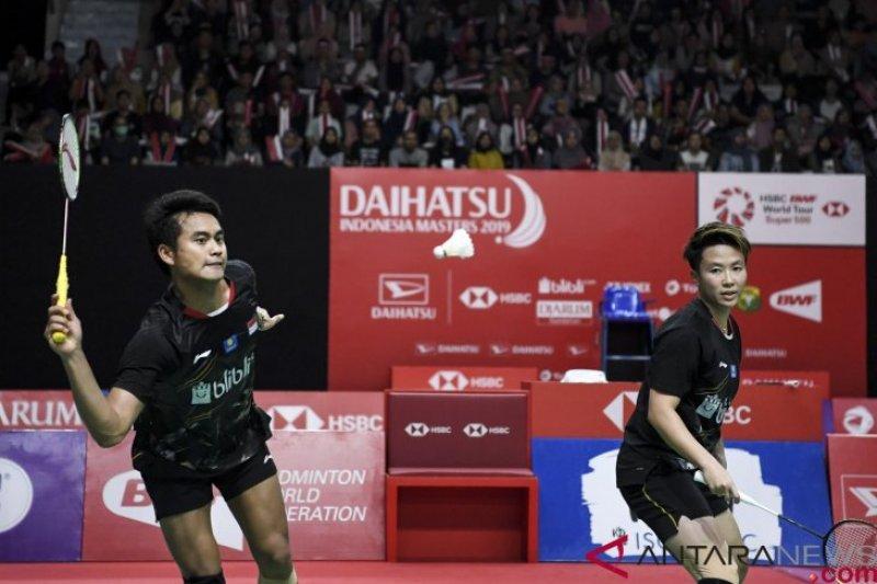 Singkirkan Malaysia, Tantowi/Liliyana melaju ke final Indonesia Masters