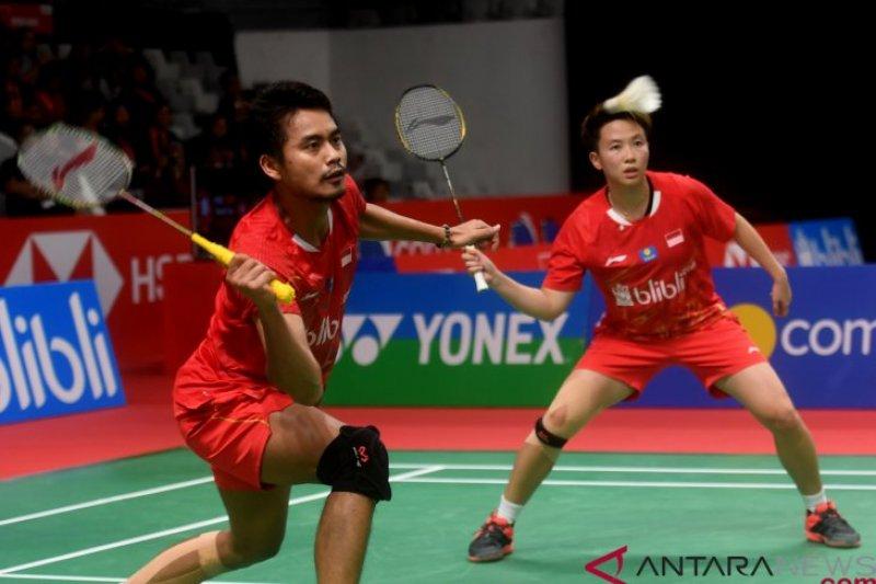 Singkirkan duet Jepang, Owi/Butet melaju ke semifinal Indonesia Masters