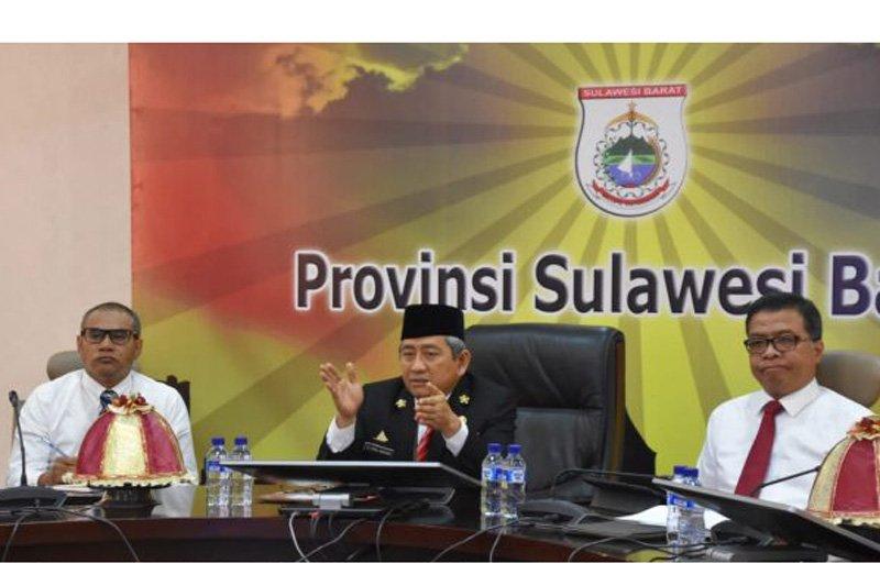 Gubernur promosikan potensi sda Sulbar di UEA