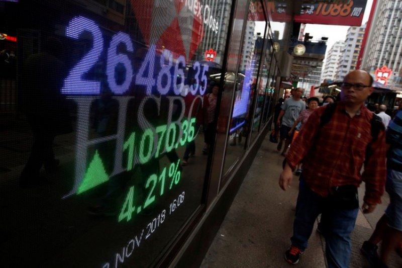 Bursa saham Hong Kong dibuka 0,31 persen ljauh lebih rendah
