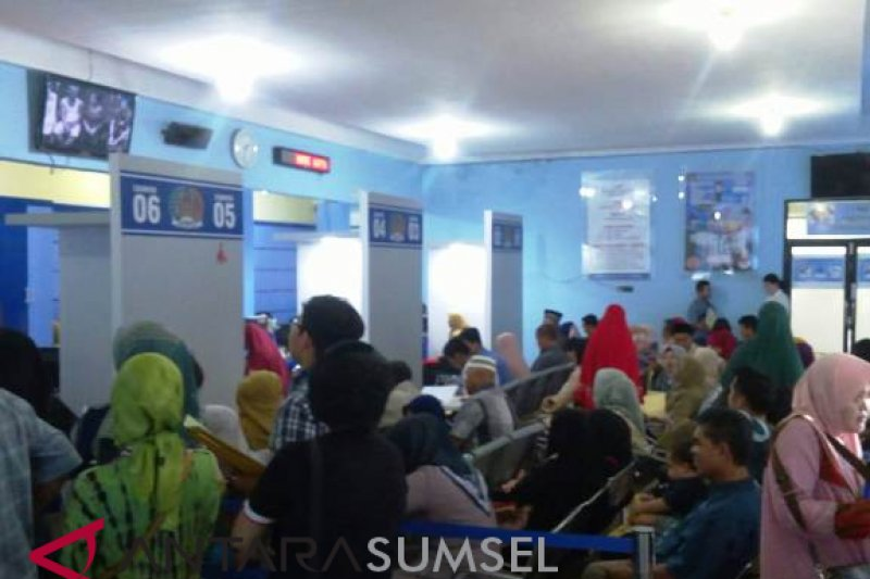 Pelayanan paspor satu hari belum bisa diterapkan di Imigrasi Palembang