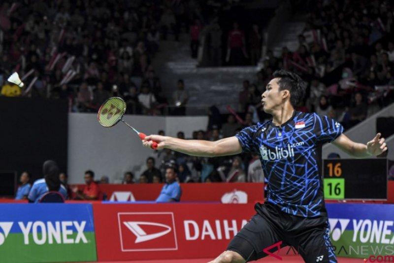 Jojo ke babak dua Indonesia Open usai kalahkan Rasmus