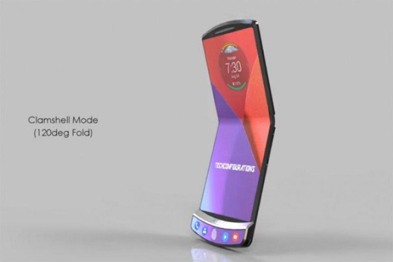Motorola Razr kembali meluncur, berlayar lipat dibanderol Rp21 juta