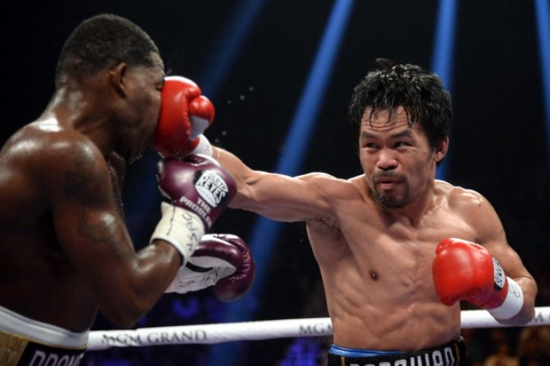 Pacquiao kalahkan Broner melalui kemenangan unanimous decision
