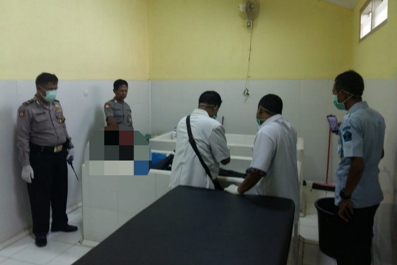 Napi Nusakambangan meninggal saat dibawa ke RSUD Cilacap
