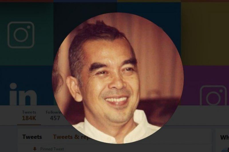 Pakar media sosial Nukman Luthfie meninggal dunia