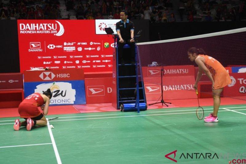 Marin vs Tzu Ying final tunggal putri China Open