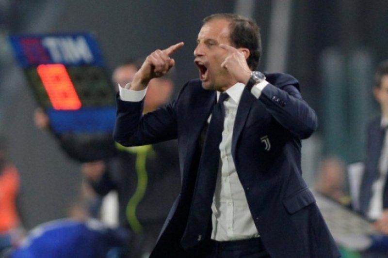 Max Allegri: Juventus kjurang sabar dan Ajax pantas menang