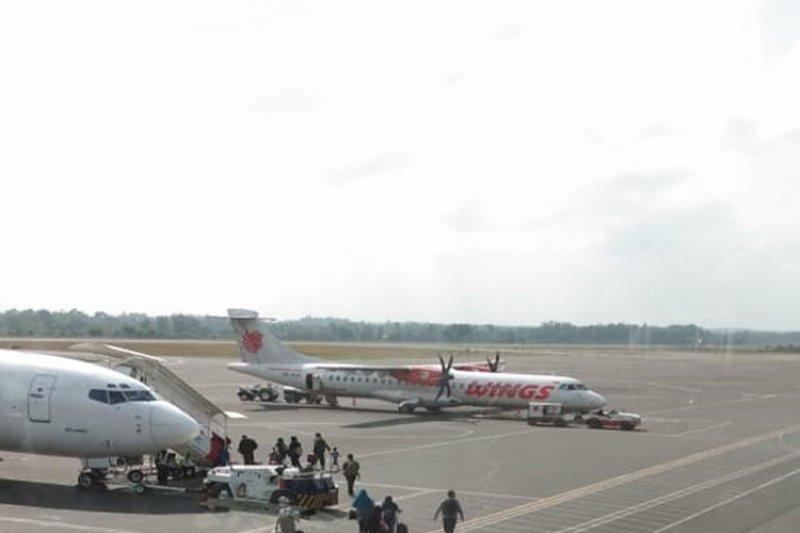 Tarif diturunkan, jumlah penumpang pesawat mulai Juli meningkat pesat