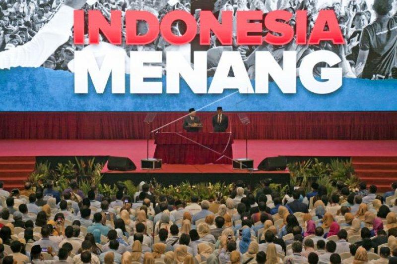 Pidato Prabowo dinilai dipengaruhi sejarah masa lalu