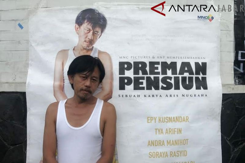 Sinetron Preman Pensiun Akan Hadir Dalam Bentuk Film