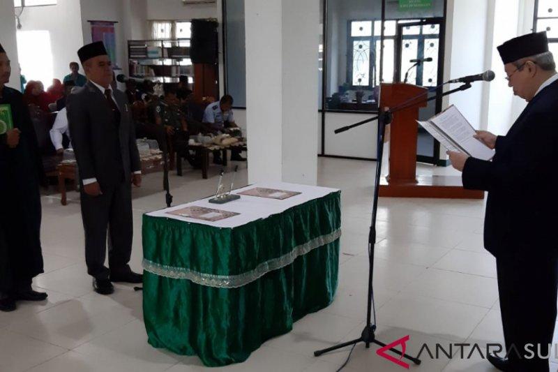 Prof Nurdin dilantik menjadi rektor ITK Avicena Kendari