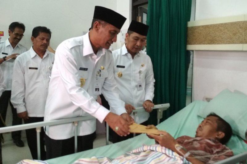 Santunan pasien miskin rawat inap di Kudus Rp50 ribu/hari