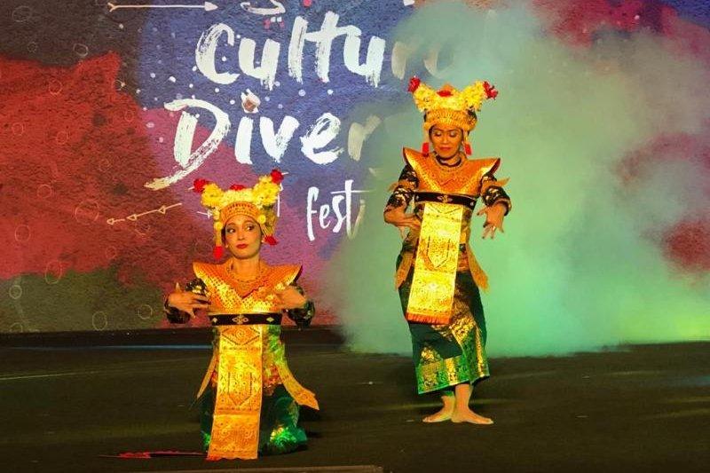 Diaspora Indonesia tampilkan tari tradisional di Qatar