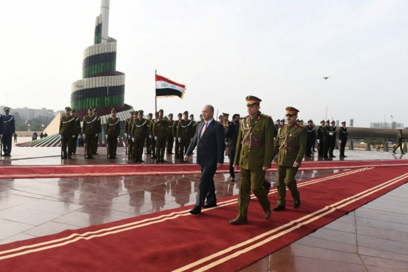 Presiden Irak: Trump tidak minta izin untuk `awasi Iran`