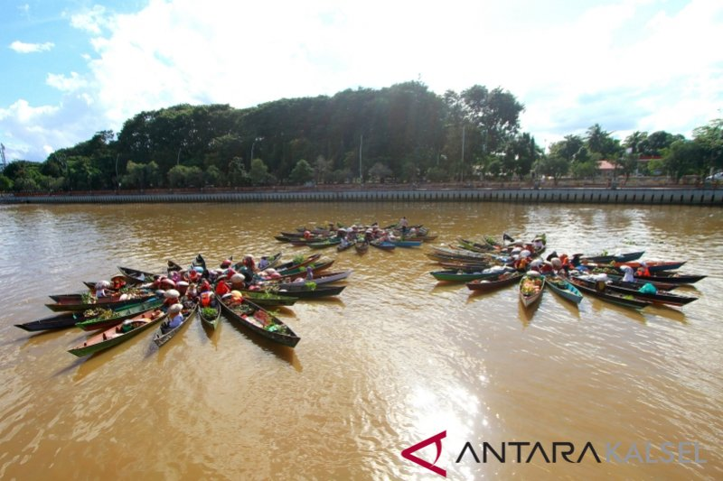 Objek wisata Siring Sungai Martapura akan dikelola profesional
