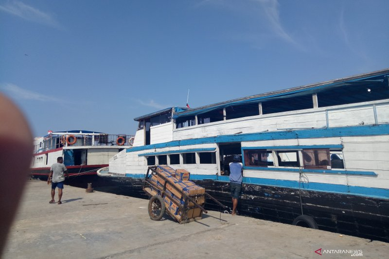 Pelabuhan Kali Adem akan dibangun 'fly dan  over' untuk angkutan barang