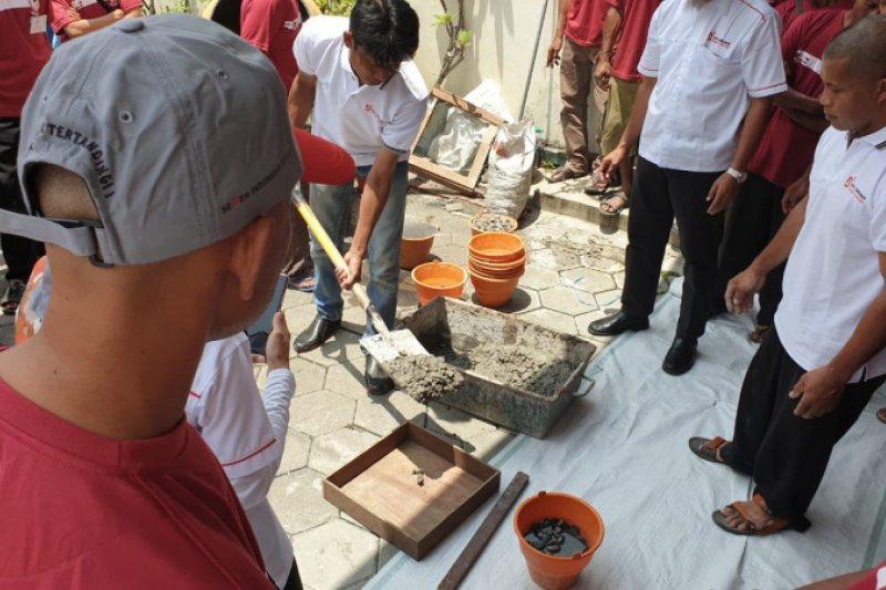Semen Indonesia cetak 5.500 ahli konstruksi bangunan bersertifikat