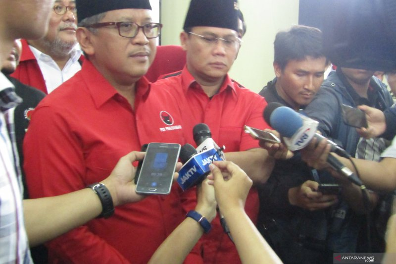 Hasto bantah tudingan Megawati pakai konsultan asing saat Pilpres 2009