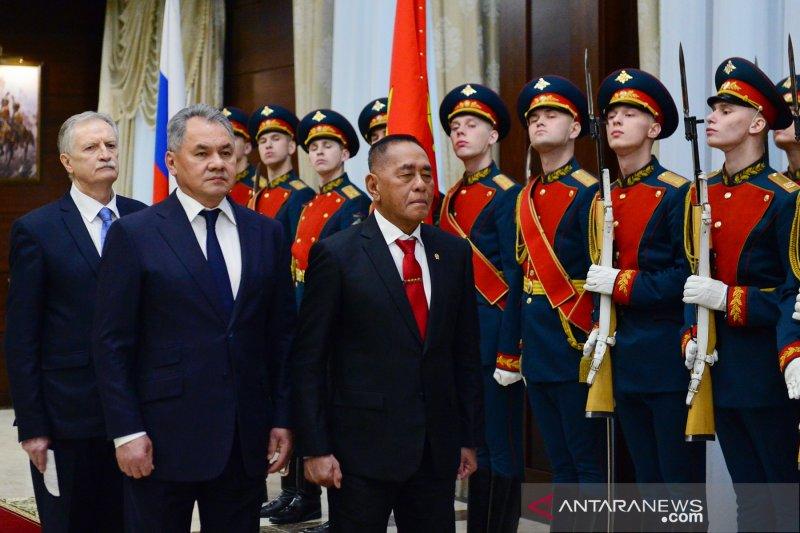 Ryamizard Ryacudu: Negara komunis kita teman tapi tidak ideologinya