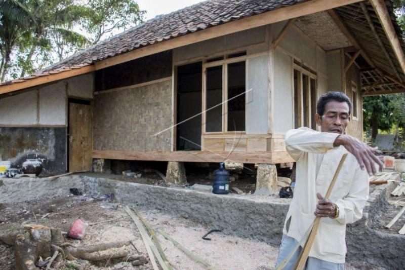 Realisasi perbaikan RTLH di Kabupaten Solok 2018 hanya sekitar 450 rumah