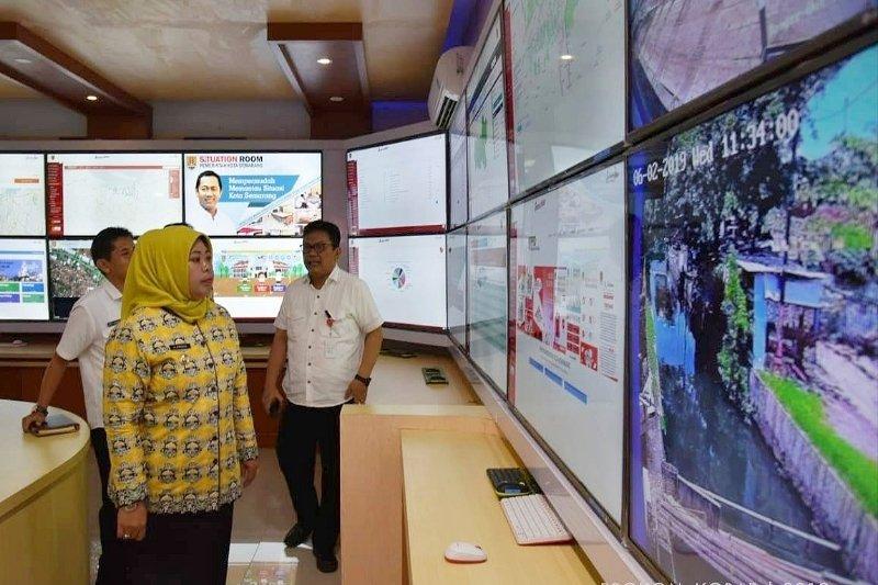 Pemkab Kobar belajar penerapan Smart City di Semarang
