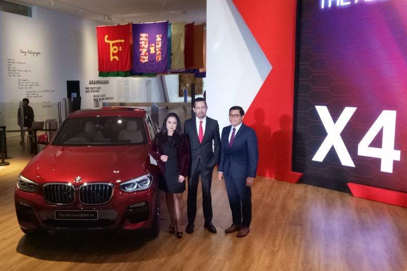 All-New BMW X4 dibanderol Rp1,4 miliar