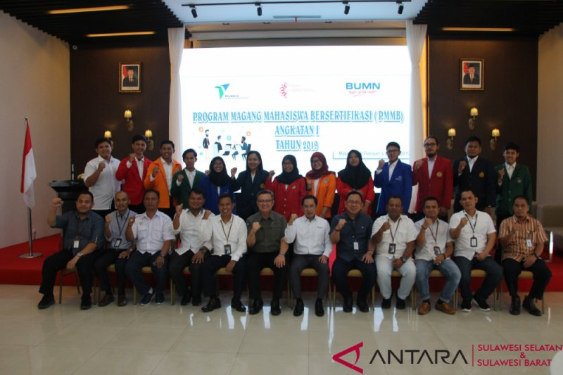 Pelindo IV  gelar PPMB Angkatan I 2019