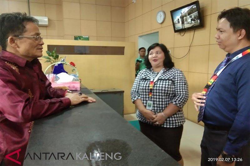 Bupati sampaikan permasalahan Bartim ke DPRD Kalteng