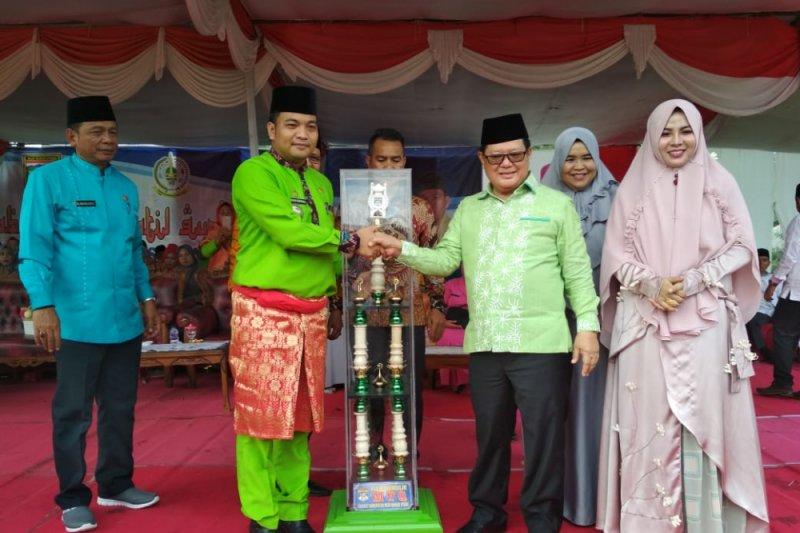 MTQ ke V tingkat Kabupaten Muratara sukses