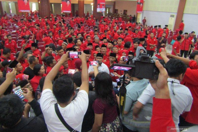 Basarah: PDI Perjuangan mantapkan posisi rumah besar kaum kebangsaan