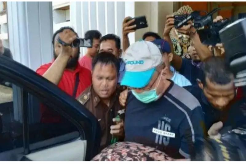 """Buronan bagaikan """"Belut Licin"""" Akhirnya Terjerat di Bali"""