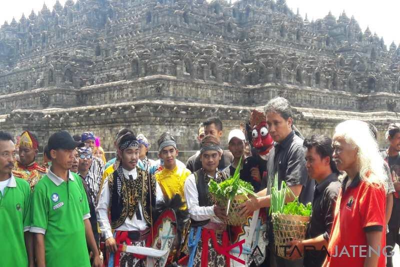 Ruwat Rawat Borobudur cara tepat lestarikan Borobudur