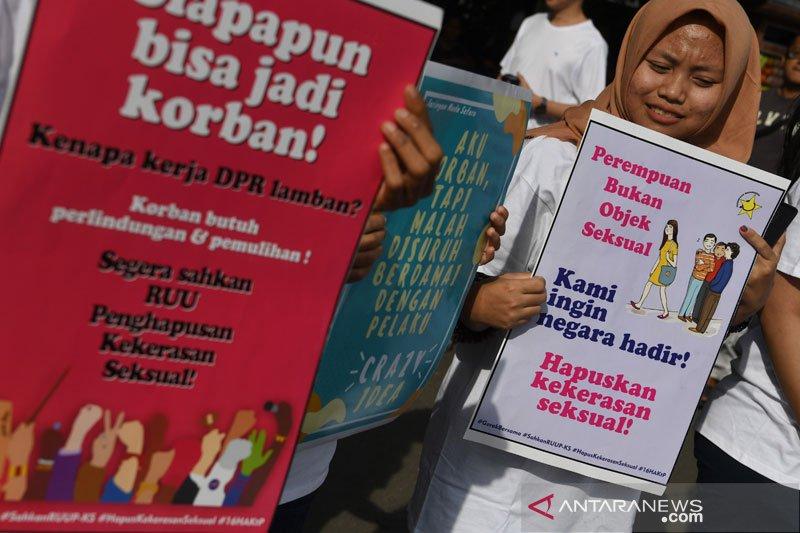 RUU Penghapusan Kekerasan Seksual disebut penting untuk lindungi perempuan