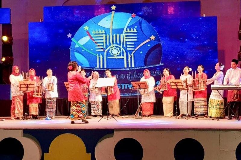 Indonesia perkenalkan budaya di Festival Oriental DI Meksiko