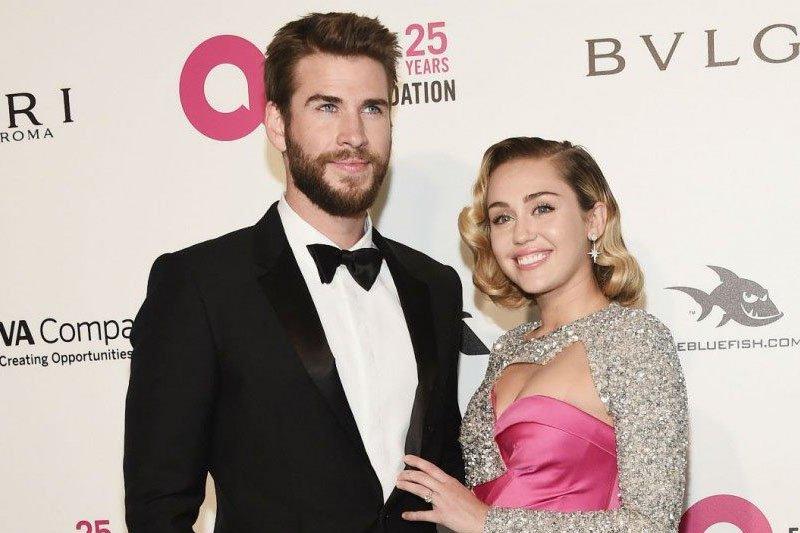 Suami sampaikan Miley Cyrus ganti nama jadi Miley Ray Hemsworth