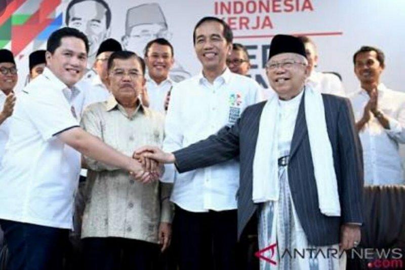#RakyatPilihJokowi Jadi Trending Topic Twitter.