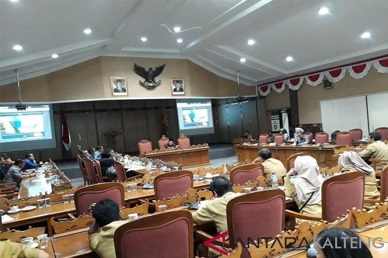 DPRD bersama Pemkab Kotim susun rencana pembangunan tahun 2020