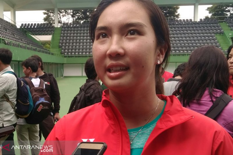 Aldila Sutjiadi terhenti di turnamen Singapore W25