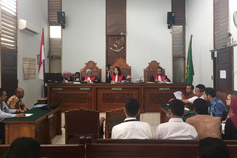 Lima petugas kebersihan digugat Rp1,7 triliun di PN Jaksel