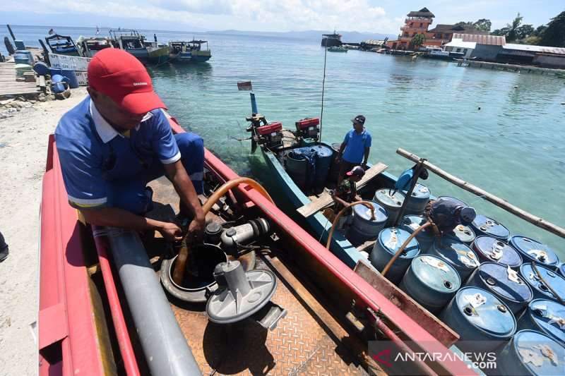Pertamina perluas akses penyaluran BBM di pelosok Nusantara
