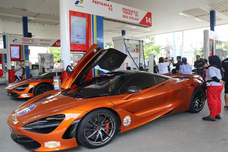 MCI jajal Jakarta Semarang dengan Pertamax Turbo